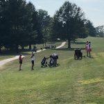 Golf wins at Richmond