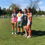 Golf wins on senior day