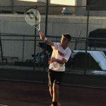 Tennis beats NC to win HHC match