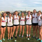 Shaw, Whitaker, Dragon girls claim county CC titles