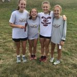 Shaw leads strong CC showing at Shelbyville