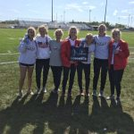 Girls cross country wins HHC title