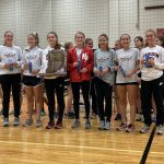 Girls cross country claims regional title