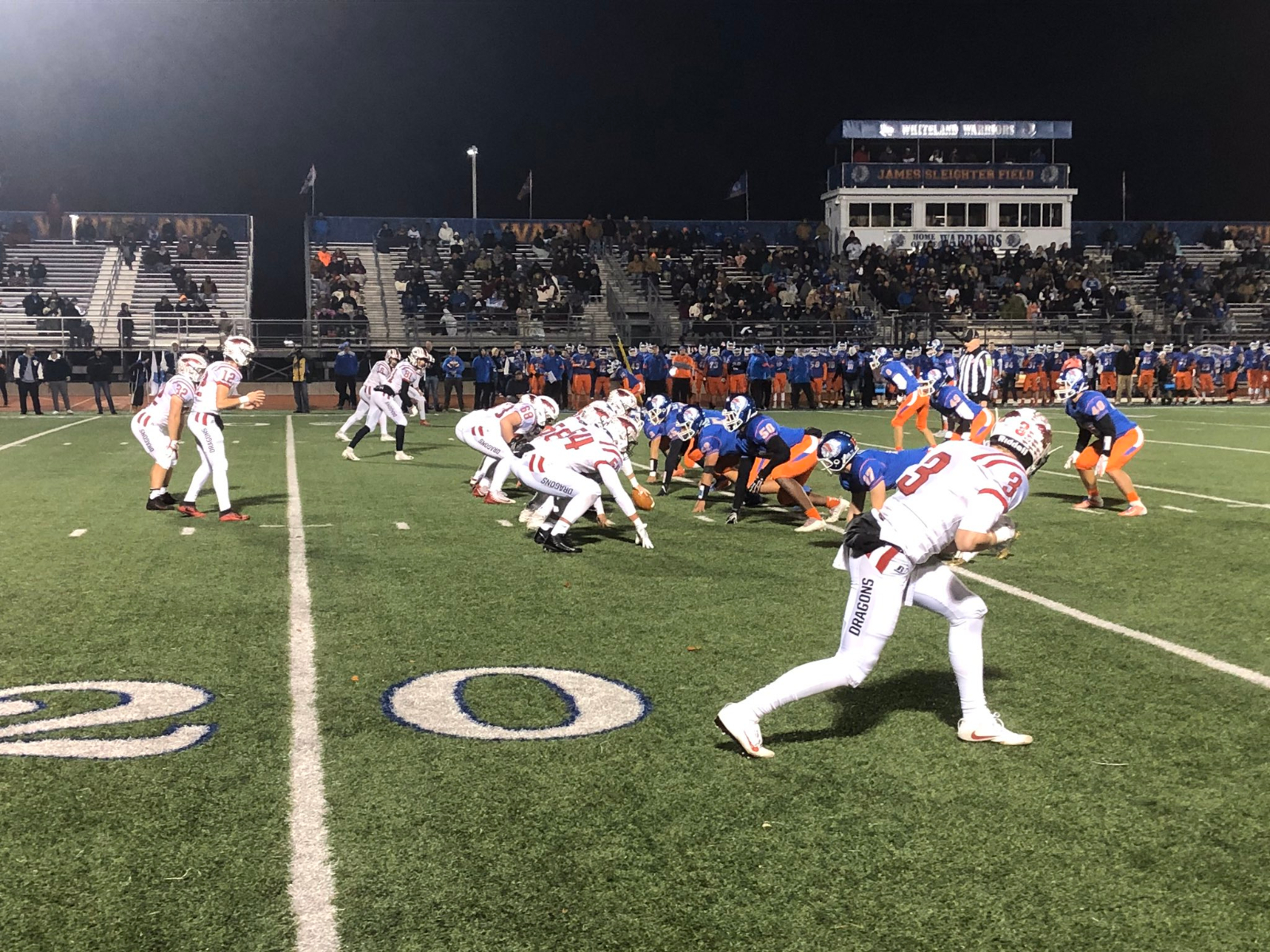 Regional football preview: Dragons vs. Cathedral