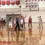 Girls basketball opens with emphatic victory