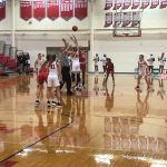 Girls basketball falls to No. 3 LN