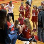 Girls basketball rallies to win at Rushville
