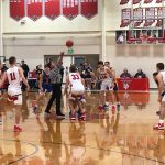 Big start carries boys basketball to opening victory