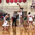 Boys basketball falls to Westfield