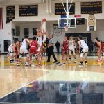 Boys basketball falls in OT