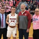 Eastes' 31-point night leads boys basketball victory
