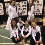 Gymnasts fourth at Valpo