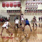 Boys basketball falls on homecoming
