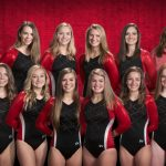 Gymnasts finish fourth at Bloomington North