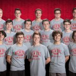 Boys swimming beats Arabians in finale