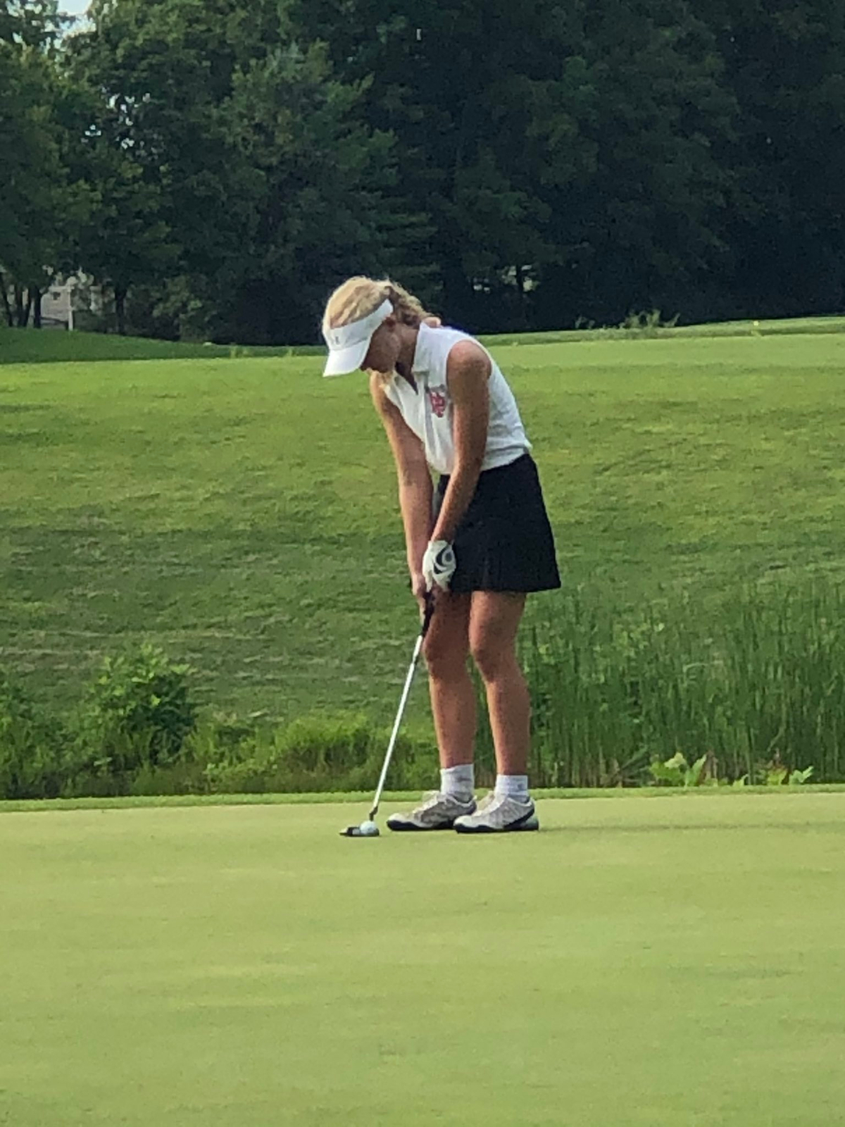 Golf shoots best score of year at Noblesville