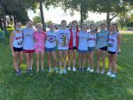 Girls CC wins Rushville Invitational