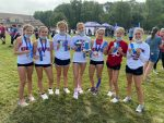 Girls CC wins Whiteland Invitational