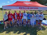 Girls cross country wins FlashRock title