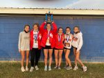 Girls cross country four-peats as county champ