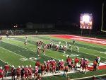 Football wins homecoming tilt