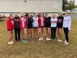 Girls CC finishes second at Shelbyville