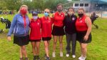 Golf competes at regional