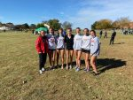 Shaw leads girls CC to semistate