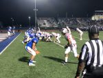 Football falls in sectional final