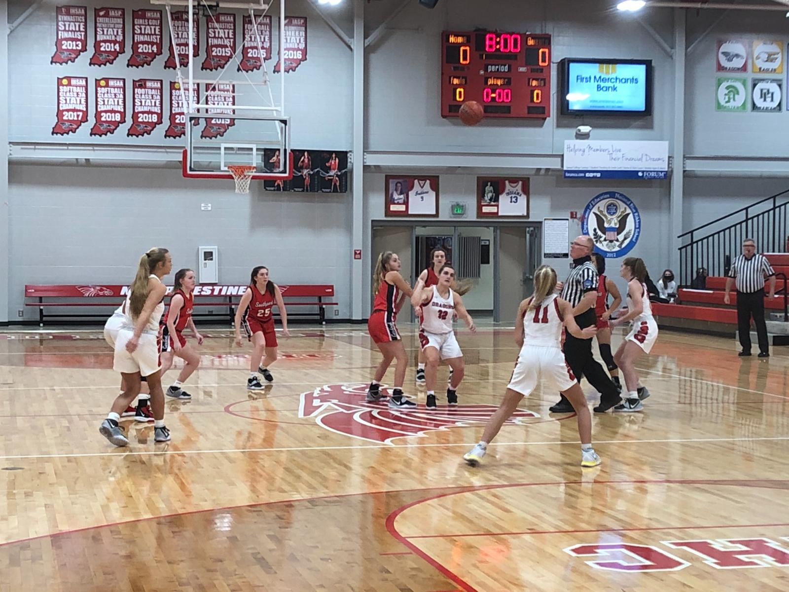 Girls basketball preview: vs. Rushville/Whiteland