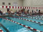 Swimmers sweep Perry Meridian