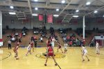 Boys basketball wins big at Rushville