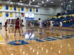 Boys basketball wins conference opener