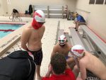 Boys swimmers finish fourth in HHC