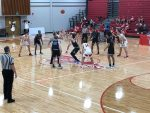 Boys basketball win streak snapped
