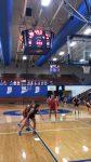 Girls basketball splits day at Greensburg
