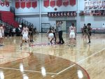 Girls basketball falls to Warriors