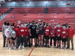 Wrestlers win New Palestine Invitational