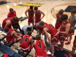 Boys basketball begins busy week with defeat
