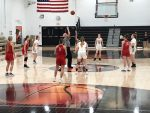 Big start carries girls basketball to victory