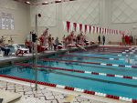 Swimmers sweep Spartans