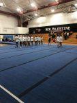 Gymnasts win home opener