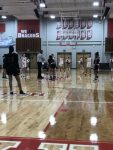 Girls basketball falls to Lawrence Central