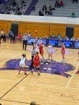 Girls basketball rallies to win sectional opener