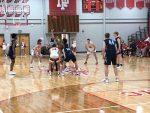 Boys basketball rallies past Perry Meridian