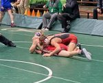 Wrestlers finish season at semistate