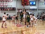 Boys basketball comeback falls short