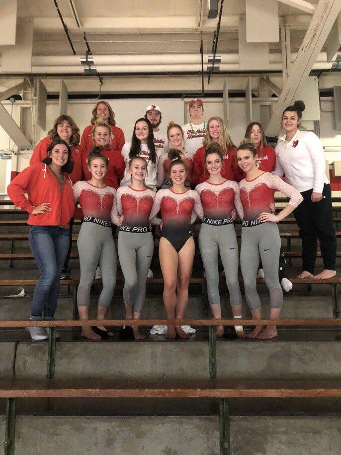 Gymnasts advance to regional