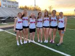 Girls track wins five events at HHC meet
