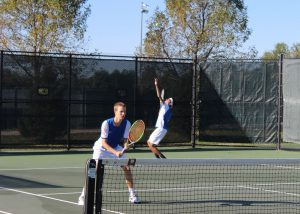 Boys Varsity Tennis @ Millard West Invite, 9/12